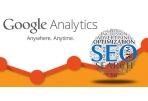 """Google Analytics"" ir SEO"