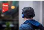 """""""Spotify"""" kaip reklamos priemonė"""