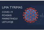 """LiMA kviečia dalyvauti """"COVID-19 poveikio marketingui Lietuvoje"""" tyrimo apklausoje"""
