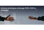 Lietuvos pristatymo užsienyje 2020-2030 m. strategijos pristatymo skaidrės