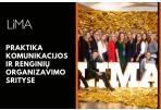 LiMA renginių ir komunikacijos praktikantas (-ė)